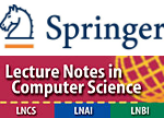 Springer - Lecture Notes in Computer Science